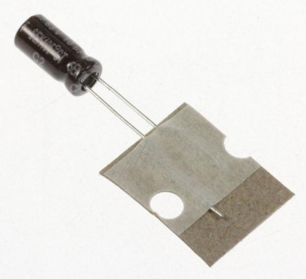 10uF | 63V Kondensator elektrolityczny 105°C 11mm/5mm,0