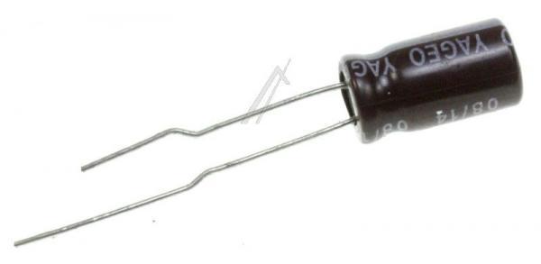 47uF | 63V Kondensator elektrolityczny 105°C 12mm/8mm,1