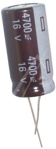 4700uF | 16V Kondensator elektrolityczny 105°C 32mm/16mm,0