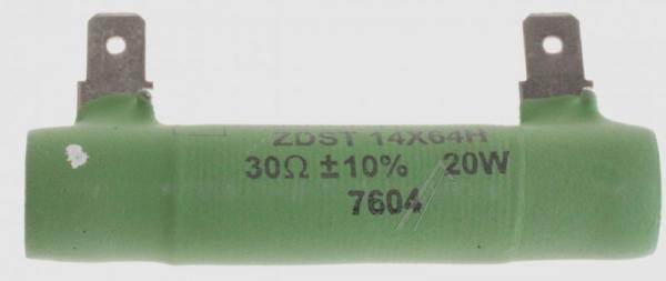 Opornik | Rezystor drutowy do mikrofalówki Siemens 00030092,0