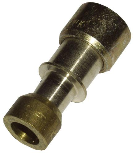 Przejściówka | Redukcja mosiężna 11mm/8mm do klimatyzacji Lokring L13000706,0