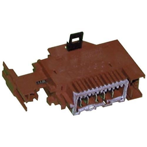 Wyłącznik | Włącznik sieciowy do pralki Whirlpool 481227618221,0