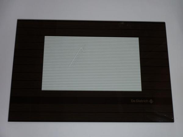 Szyba zewnętrzna drzwi do piekarnika 92X5483,0
