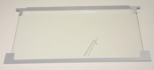 Szyba | Półka szklana kompletna do lodówki 46X4268,0