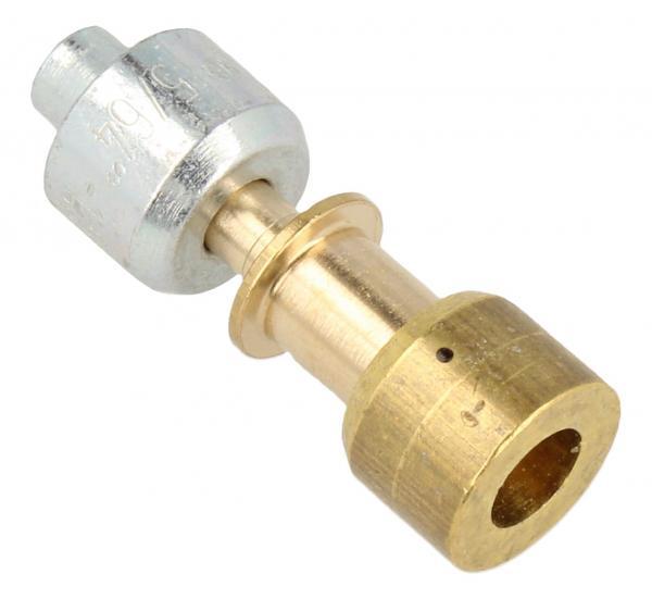 Przejściówka | Redukcja mosiężna 6mm/2mm do klimatyzacji Lokring L13000625,0