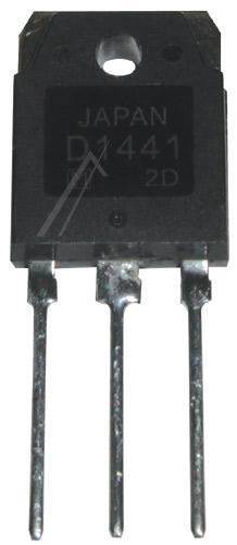 2SD1441 Tranzystor TO-3P (npn) 1300V 4A 2MHz,0