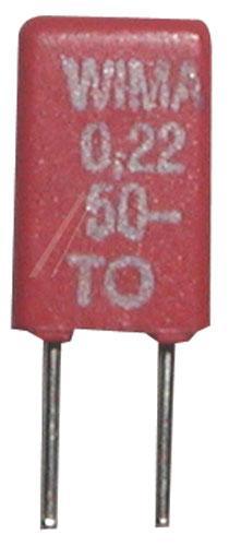 0.22uF | 63V Kondensator impulsowy MKS2 WIMA,0