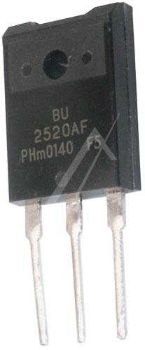 BU2520AF Tranzystor SOT-199 (npn) 800V 10A 1MHz,0