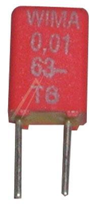 0.01uF | 63V Kondensator impulsowy MKS2 WIMA,0