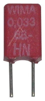 0.033uF   63V Kondensator impulsowy MKS2 WIMA,0