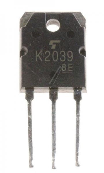 2SK2039 Tranzystor TO-3P (n-channel) 900V 5A 30MHz,0