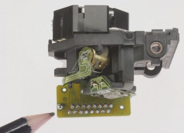 KSS213B Laser | Głowica laserowa,1