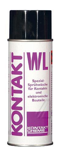 Preparat czyszczący WL-KONTAKT do elektroniki Kontakt Chemie 71013 400ml,0