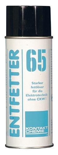 Preparat odtłuszczający ENTFETTER65 Kontakt Chemie 65ENTFETTER11309 200ml,0