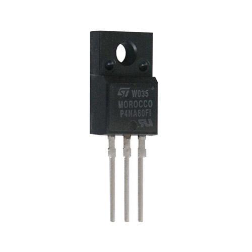 P4NA60FI Tranzystor ISOWATT220 (N-Channel) 600V 2.7A,0