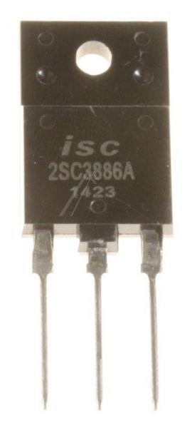 2SC3886A Tranzystor TO-3P (npn) 600V 8A 3MHz,0