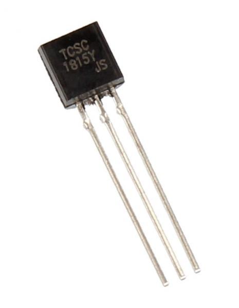 2SC1815 Tranzystor TO-92 (npn) 50V 150A 80MHz,0