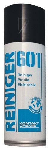 Preparat czyszczący 601-REINIGER do elektrotechniki Kontakt Chemie 601REINIGER 200ml,0