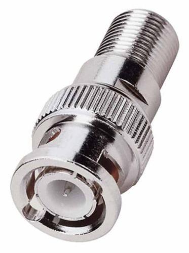 Adapter BNC - Złącze F (wtyk/ gniazdo) 06.2420,0