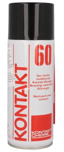 Preparat regenerujący 60-KONTAKT do styków Kontakt Chemie 70013 400ml,0