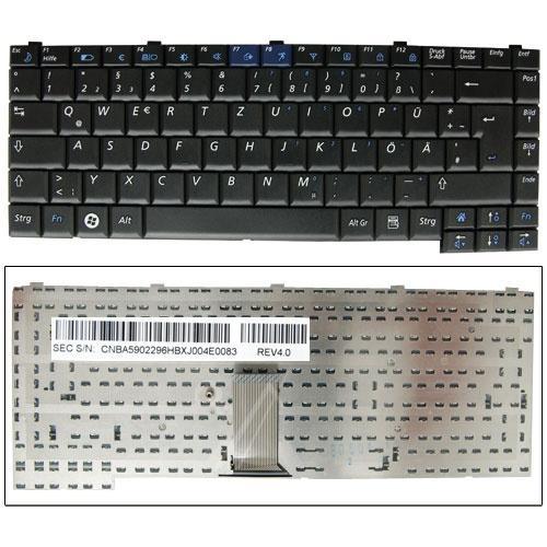 Klawiatura niemiecka do laptopa  BA5902296H,0