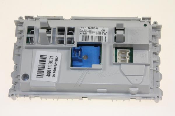 Moduł elektroniczny skonfigurowany do pralki 480111100121,0