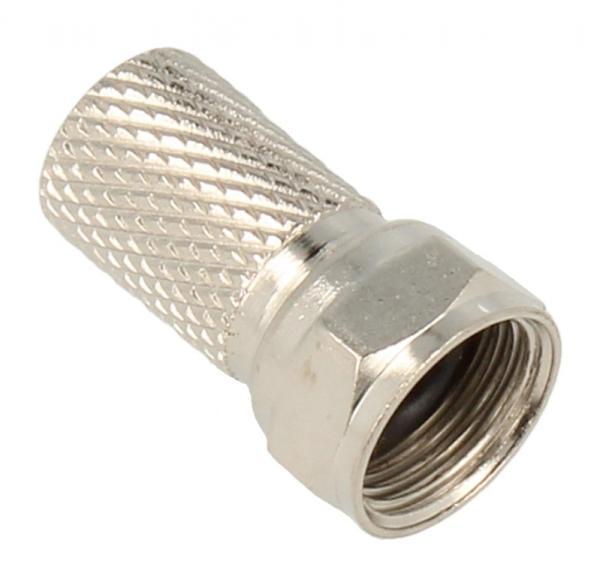 Wtyk F 7mm antenowy,0