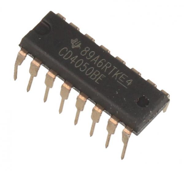 CD4050B Układ scalony IC,0