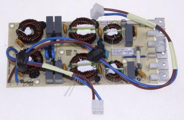 Filtr przeciwzakłóceniowy do płyty indukcyjnej 480121100058,0