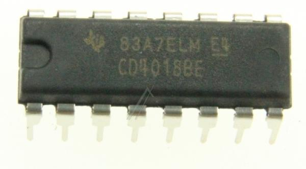 CD4018 Układ scalony IC,0
