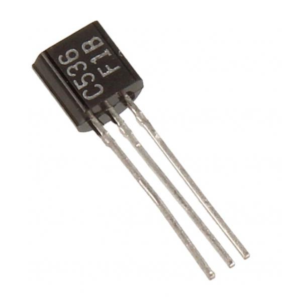 2SC536 Tranzystor TO-92 (npn) 30V 100mA 100MHz,0
