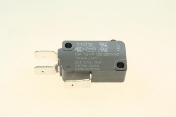 Mikroprzełącznik do mikrofalówki 481227138542,0