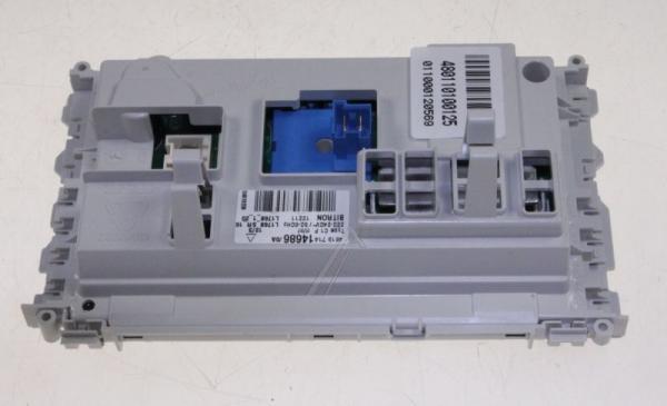 Moduł elektroniczny skonfigurowany do pralki 480110100125,0