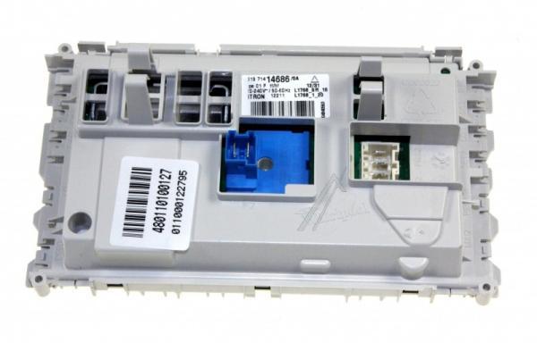 Moduł elektroniczny skonfigurowany do pralki 480110100127,0