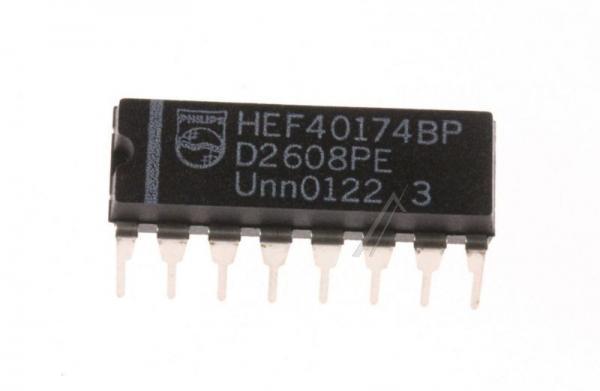 HEF40174BP Układ scalony IC,0