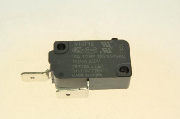 Mikroprzełącznik do mikrofalówki 481227138544,0