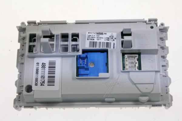 Moduł elektroniczny skonfigurowany do pralki 480111101754,0
