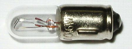 Żarówka bagnetowa 1.2W,0