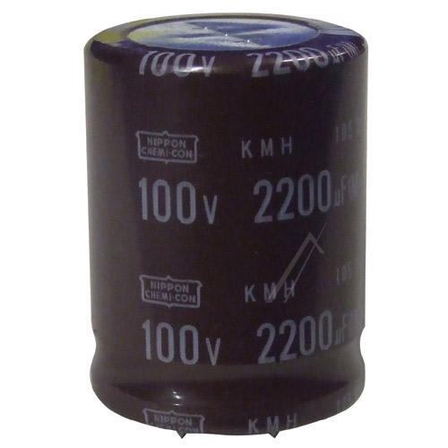 2200uF | 100V Kondensator elektrolityczny 105°C 50mm/30mm,0