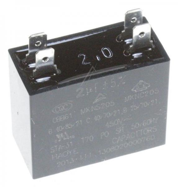 Kondensator do klimatyzacji AEG 4055193587,0