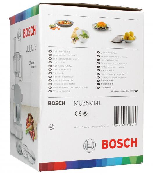 Malakser MUZ5MM1 do robota kuchennego Bosch 00572476,6