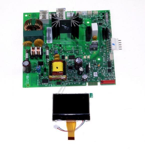 996530068115 20006982 KIT SPARES CPU+SW W/DISPL.XSM/H 230V SAECO,0