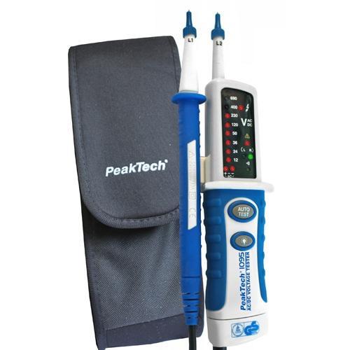Próbówka | Tester elektryczny P1095 PeakTech,0