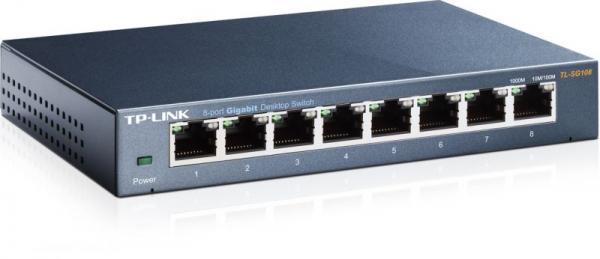 Switch LAN 8 portów TP-Link TLSG108,1