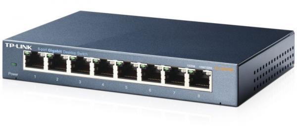 Switch LAN 8 portów TP-Link TLSG108,2