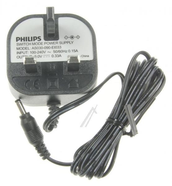 996510059141 ADAPTOR 9V/0.33A BS APP PHILIPS,0