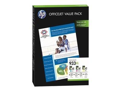 Multipack | Zestaw tuszy C,M,Y do drukarki  CR711AE,0