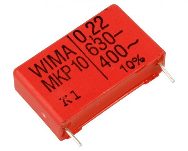 0.22uF | 630V Kondensator impulsowy MKP10 WIMA,0