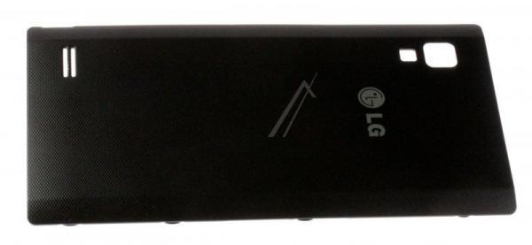 Klapka baterii do smartfona LG Optimus L9 / P760 EAA62905004 (czarna),0