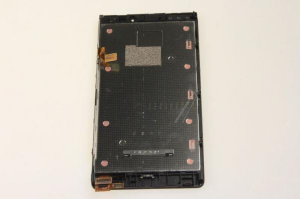 Ekran | Panel dotykowy z wyświetlaczem (bez obudowy) do smartfona 00808F9,1